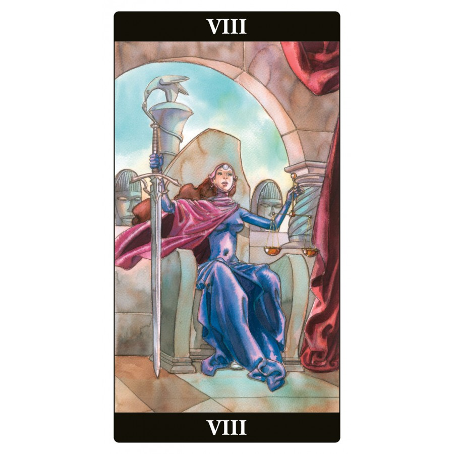 Tarot of the Dream Enchantress 7