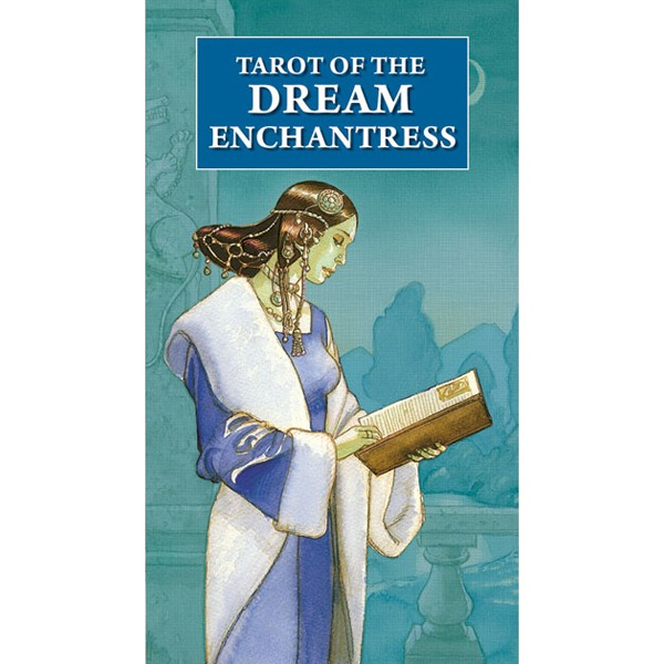 Tarot of the Dream Enchantress cover