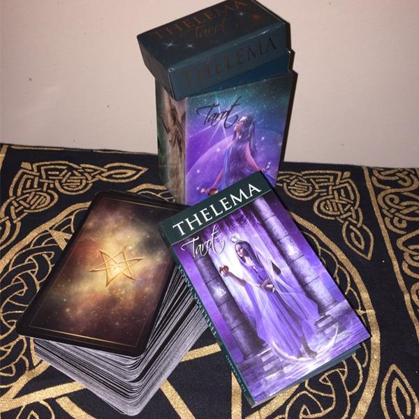 Thelema Tarot 6