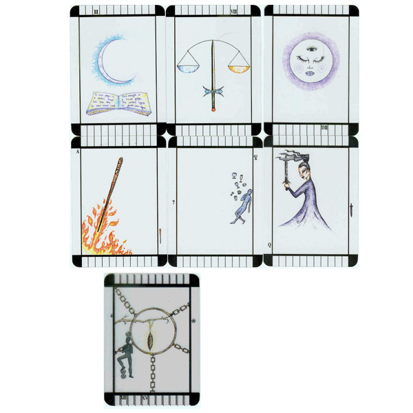 Transparent Tarot 5