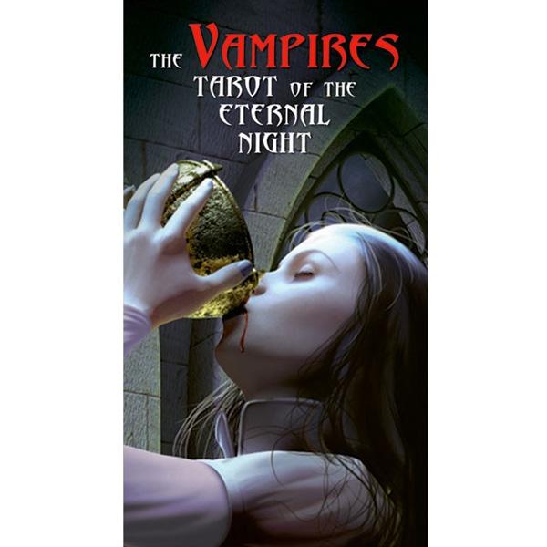 Vampires Tarot of the Eternal Night