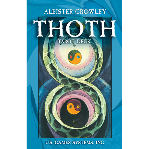 Aleister Crowley Thoth Tarot - Pocket Edition