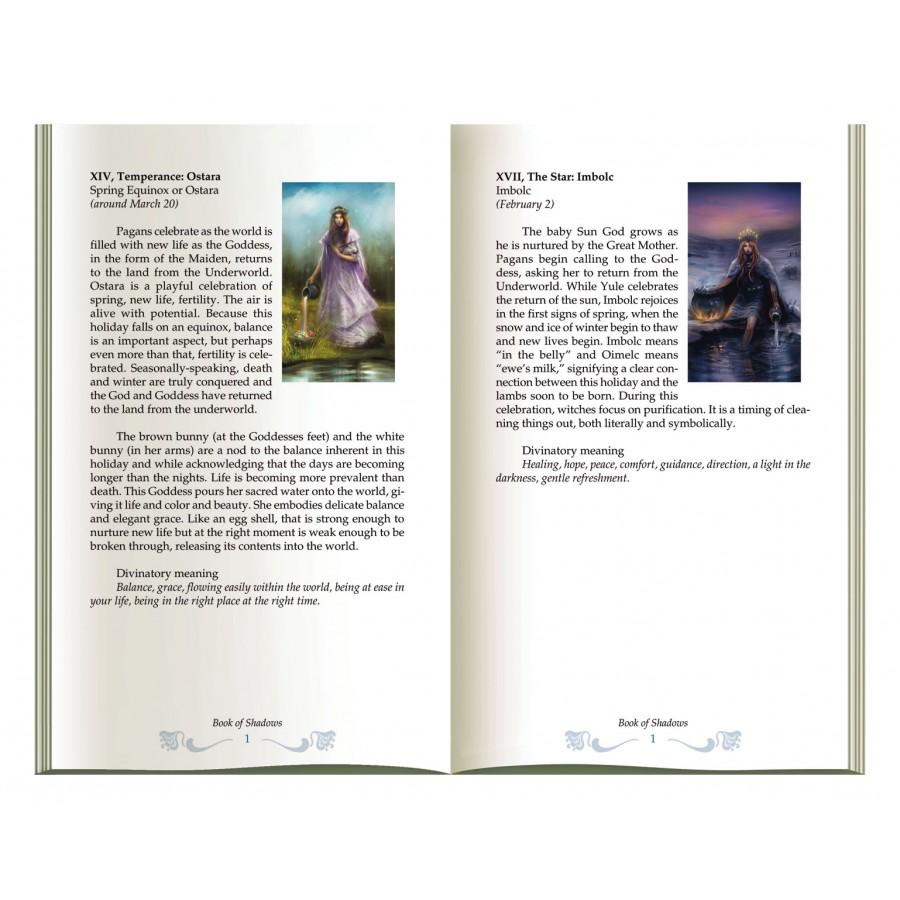 Book of Shadows Tarot – Bookset Edition 1