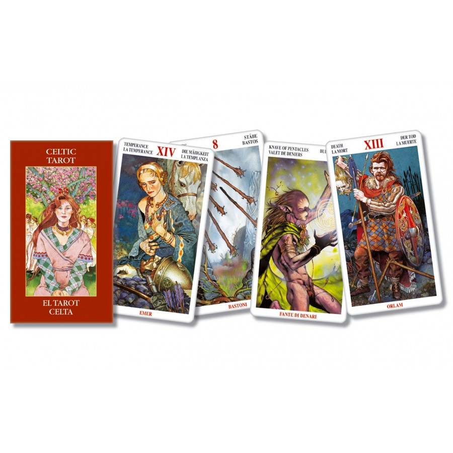 Celtic Tarot – Pocket Edition 1