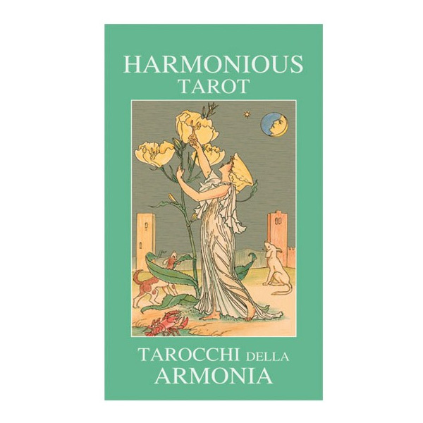 Harmonious Tarot - Pocket Edition