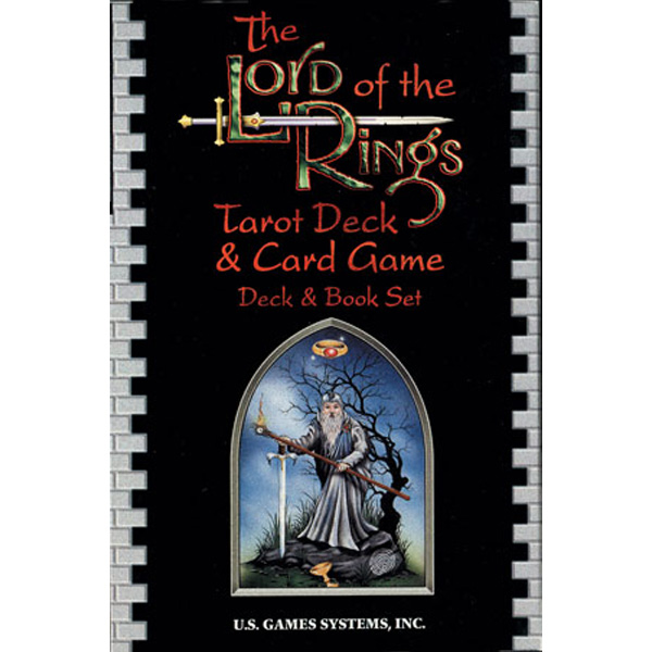 Lord of the Rings Tarot - Bookset Edition