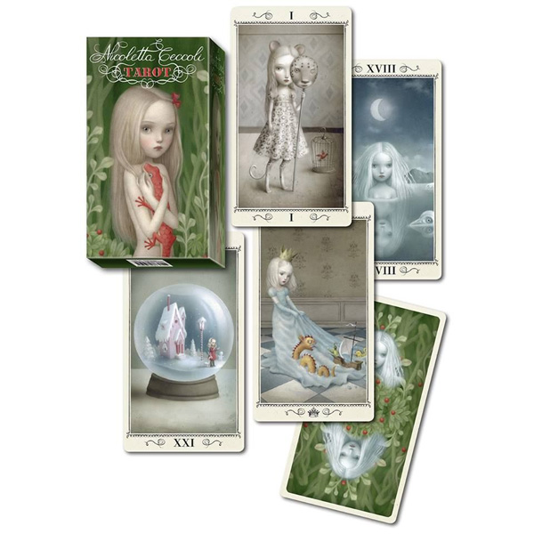 Nicoletta Ceccoli Tarot - Pocket Edition 1