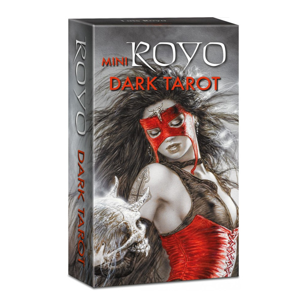 Royo Dark Tarot - Pocket Edition