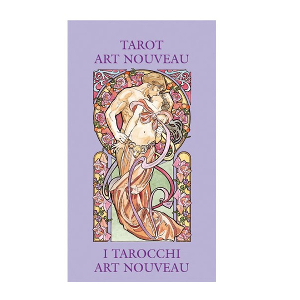 Tarot Art Nouveau - Pocket Edition