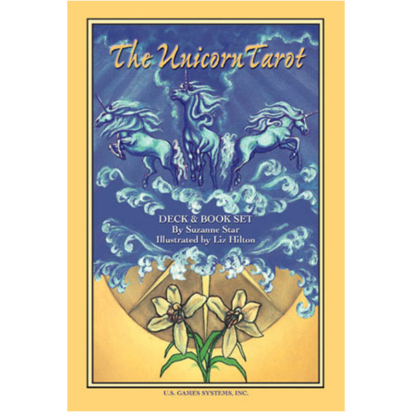 Unicorn Tarot - Bookset Edition