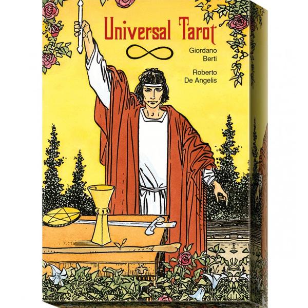 Universal Tarot - Bookset Edition