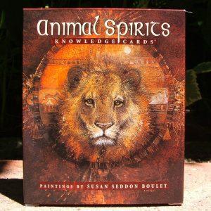 Animal Spirits Knowledge Cards 1