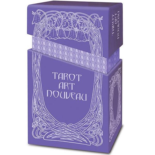 Art Nouveau Tarot – Premium Edition