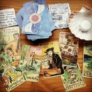 Dame Darcy Mermaid Tarot 5