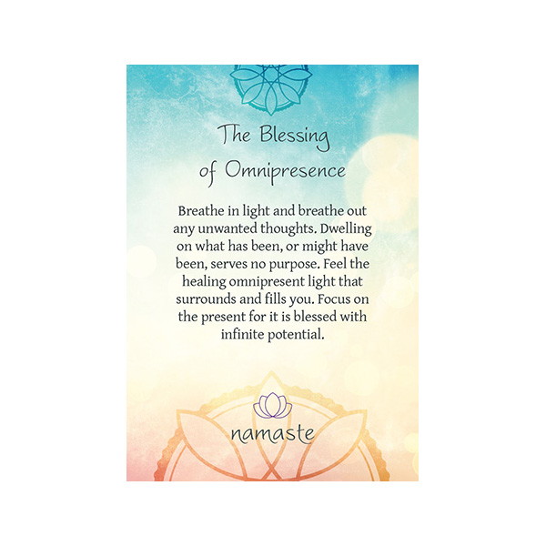 Namaste – Blessing & Divination Cards 6