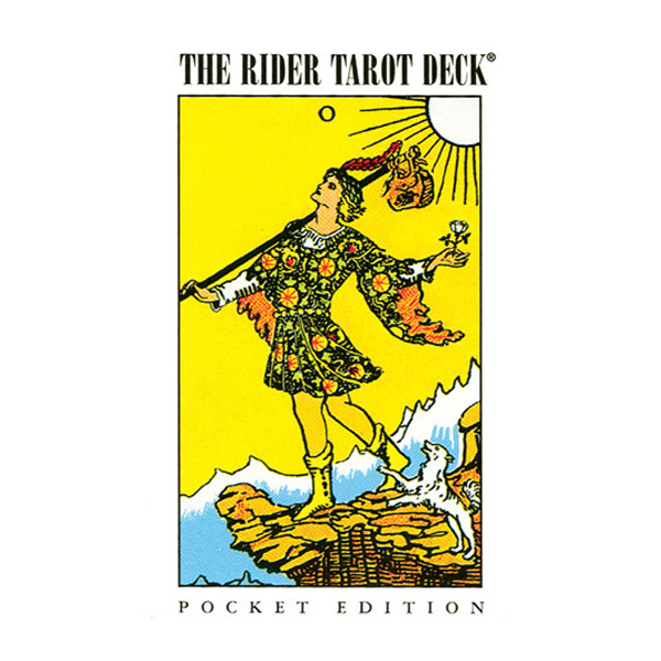 Pocket-Rider-Waite-Tarot