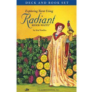 Radiant-Rider-waite-Tarot-Bookset-Edition