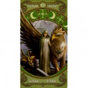 Anne Stokes Legends Tarot 11