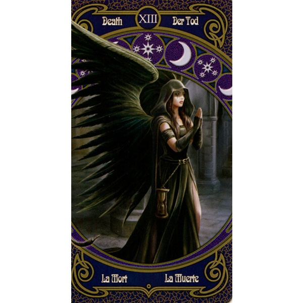 Anne Stokes Legends Tarot 9