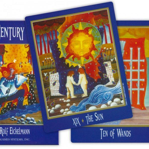New Century Tarot 7