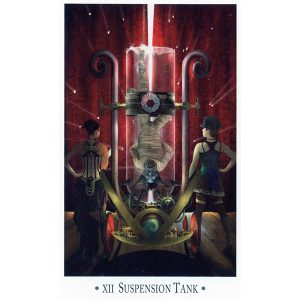 Steampunk Tarot - Wisdom from the Gods of the Machine 8