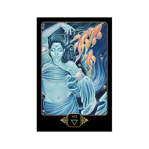 Dreams of Gaia Tarot 3
