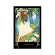 Dreams of Gaia Tarot 6