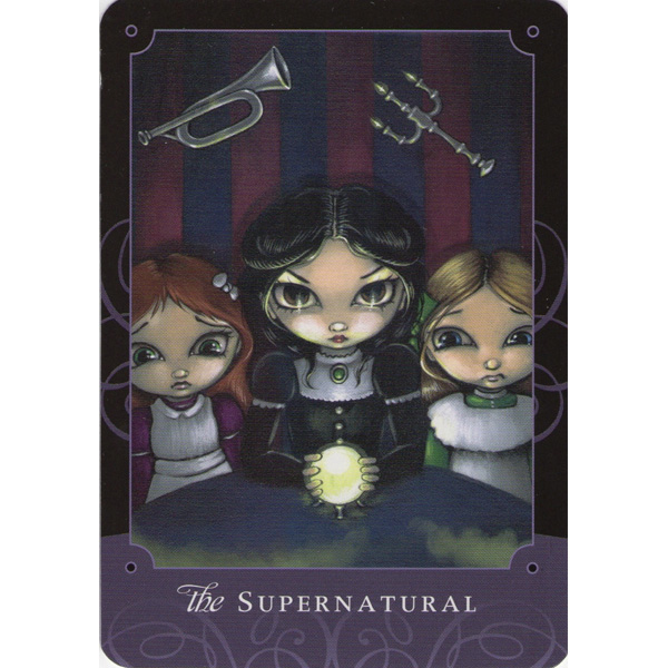Beautiful Creatures Tarot 4