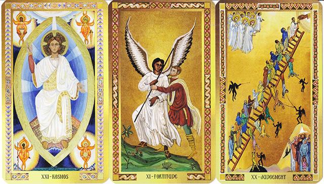 Cảm nhận ý nghĩa 78 lá bài Byzantine Tarot