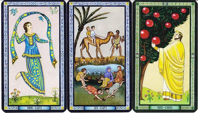Hướng dẫn ý nghĩa 78 lá bài Byzantine Tarot