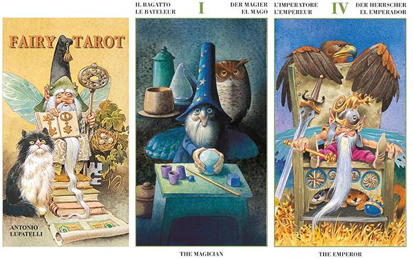 Shop bán bài Fairy Tarot