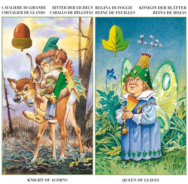 Ý nghĩa 78 lá bài Fairy Tarot