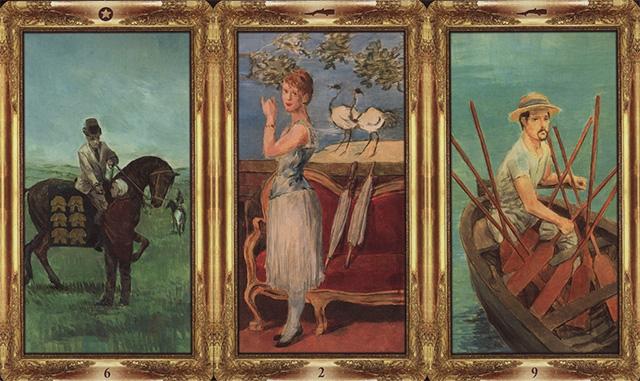Cảm nhận ý nghĩa bộ bài Impressionist Tarot