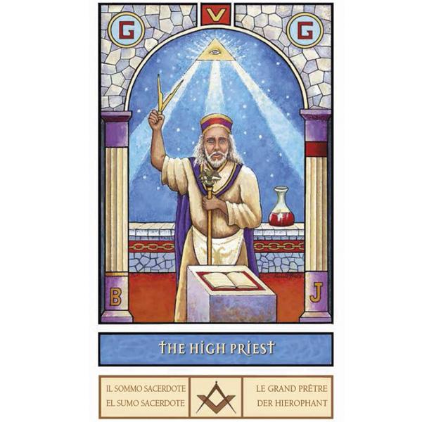 Masonic Tarot 6