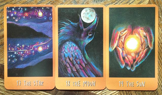 Cảm nhận ý nghĩa bộ bài Raven's Prophecy Tarot