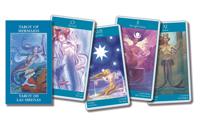 Cảm nhận bộ bài Tarot of Mermaids
