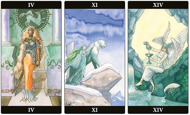 Cảm nhận bộ bài Tarot of the Dream Enchantress