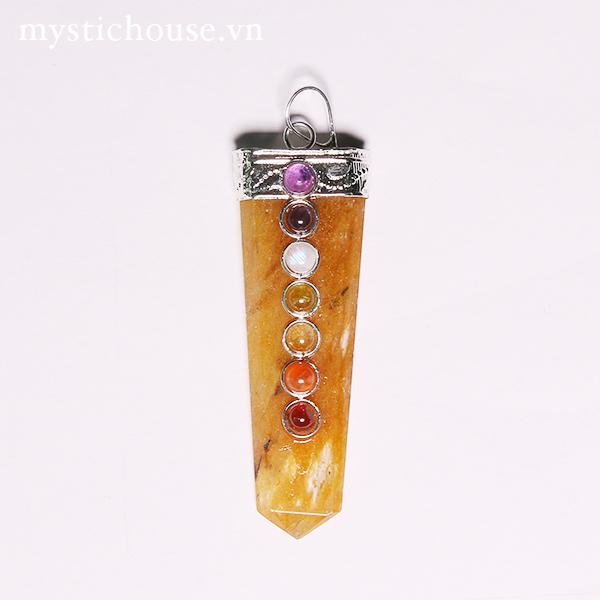 chakra-bead-sunstone