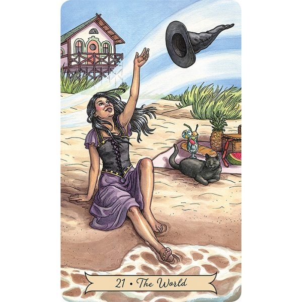 Everyday Witch Tarot 4