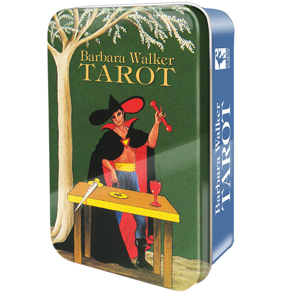 Barbara Walker Tarot – Tin Edition 1