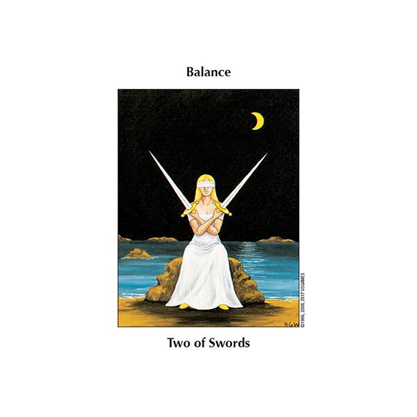 Barbara Walker Tarot – Tin Edition 6