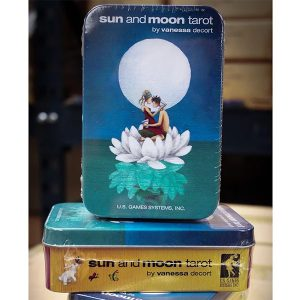 Sun and Moon Tarot - Tin Edition 9