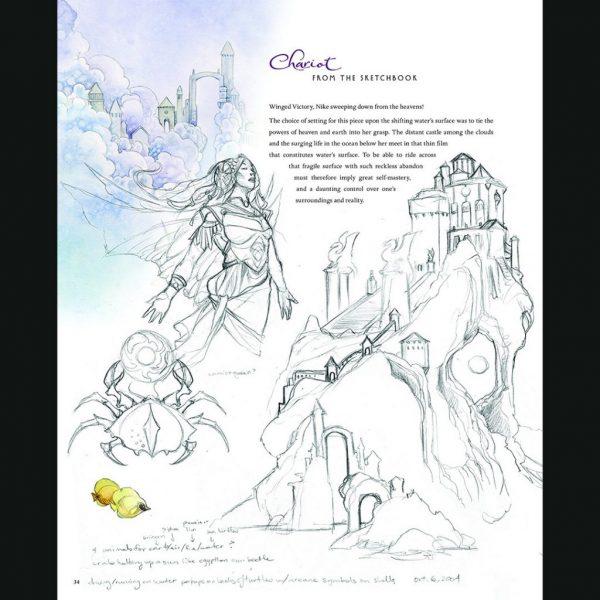 Art of Shadowscapes Tarot 4