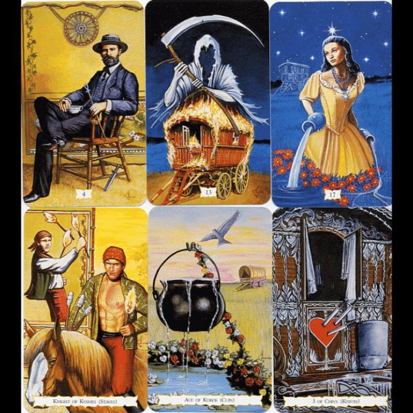 Buckland Romani Tarot 6