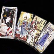 Japanese Folklore Festival Tarot 3