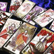Japanese Folklore Festival Tarot 4