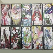 Japanese Folklore Tarot 3