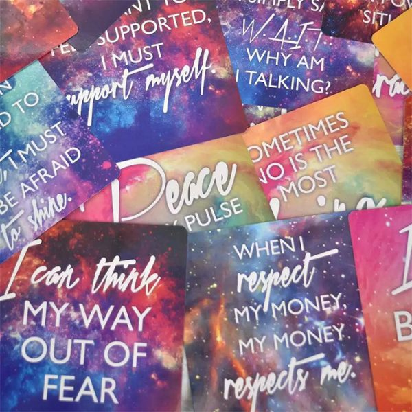 Miracles Now Affirmation Cards 9