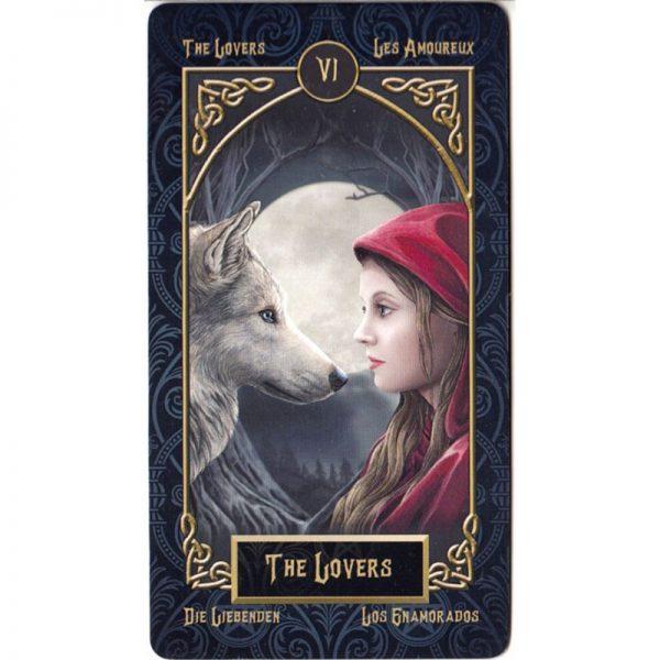 Tarot Familiars 3