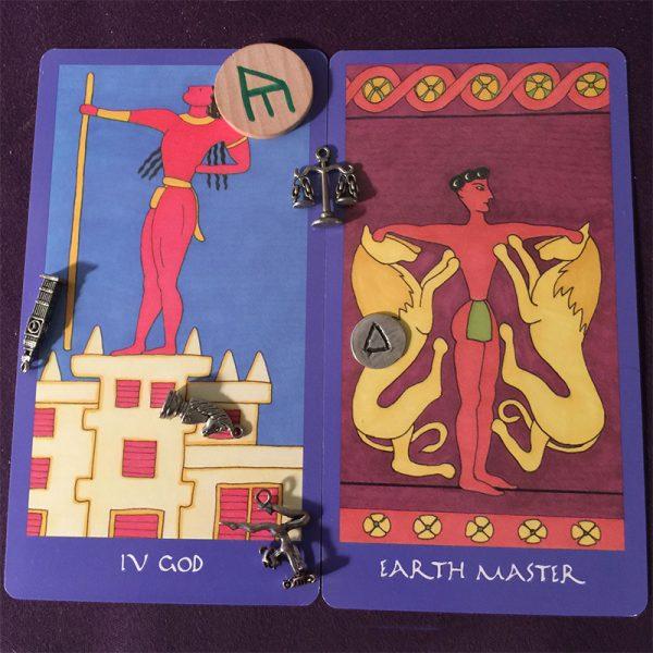 Minoan Tarot 13